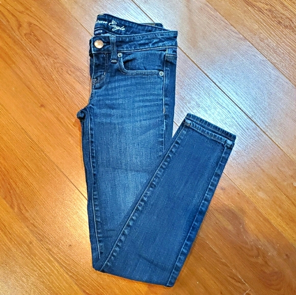 2/$20 American Eagle Super Skinny Jeans